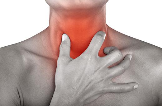 咽喉肿痛的中医辩证