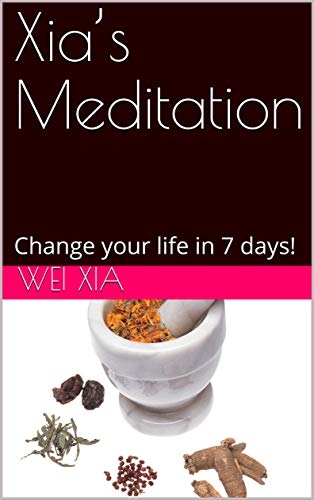 Xia's Meditation Learning Material (Kindle Version) Cover