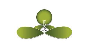 夏氏静坐法标志